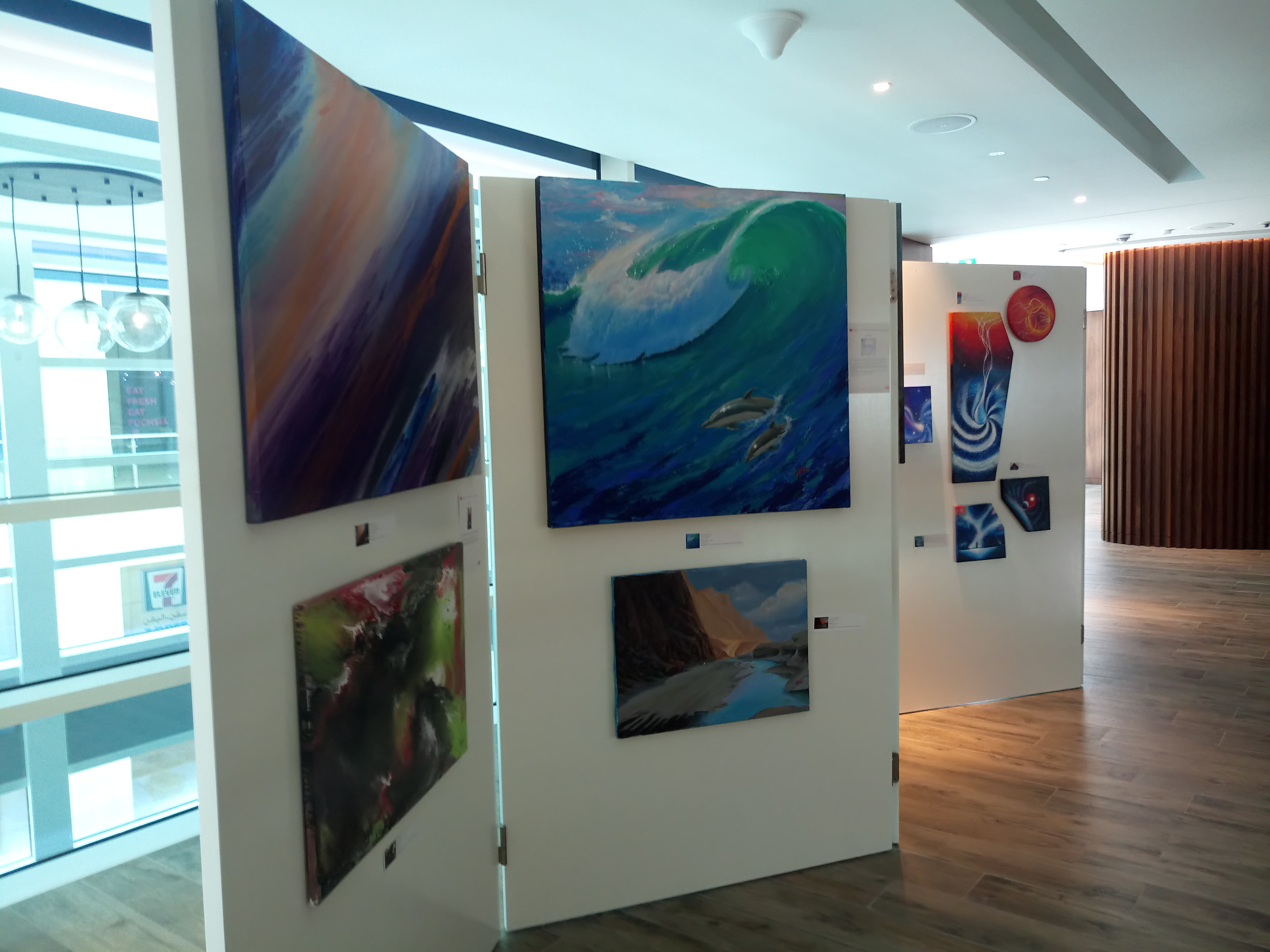 Artsmiley Exhibition