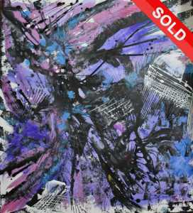 The Awakening | Abstract Painting by Minika Swetta | Buy Affordable Original Art Online Dubai UAE | Paintings | Art Rentals | Paintings Online Sale | UAE Paintings for Sale | Abstract Paintings for Sale Online Dubai | Original Art for Sale | Art for Sale | Art Prints | Sell International Arts Online - Art Smiley