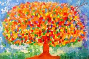 the tree of colors