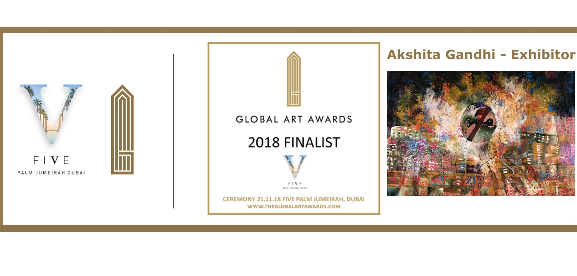 AKSHITA_-GANDHI_PAINFULLY-CONCEALED-SILENCE_GLOBAL ART AWARDS 2018