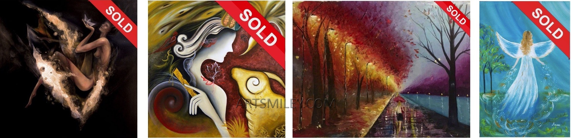 Sold works