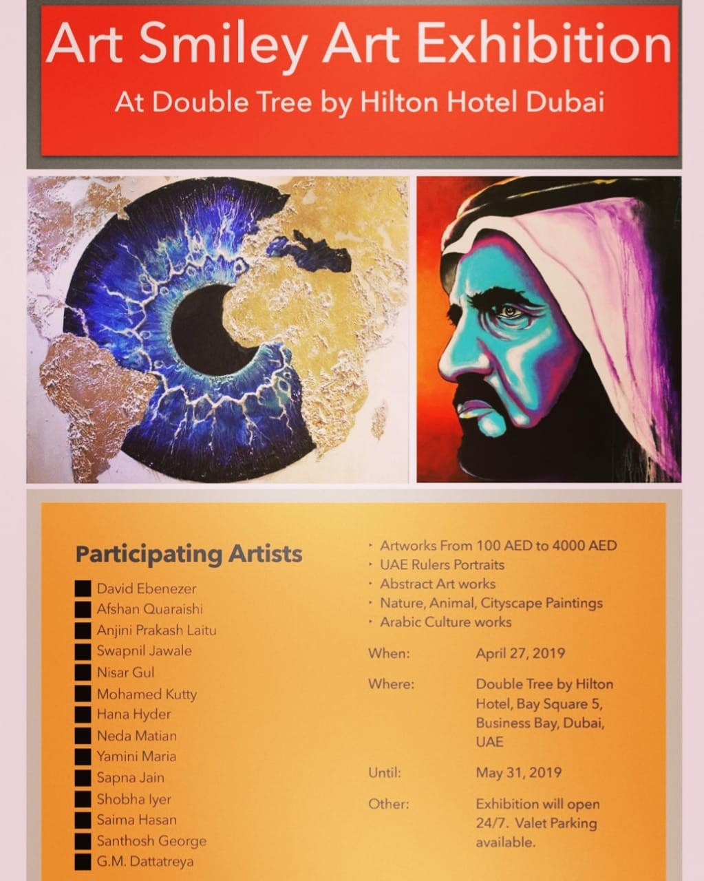 Art Exhibition Dubai